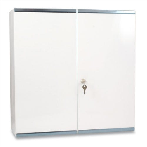 Budapest Metal Wall Cabinet