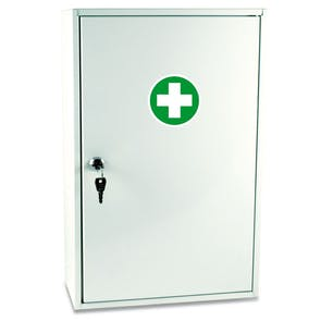 First Aid Metal Wall Cabinet
