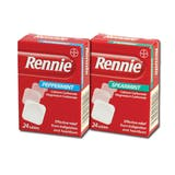 Rennie Indigestion Relief Tablets