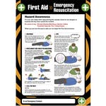 First Aid Posters & Wallcharts