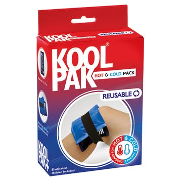 Reusable Hot & Cold Pack & Elasticated Holster