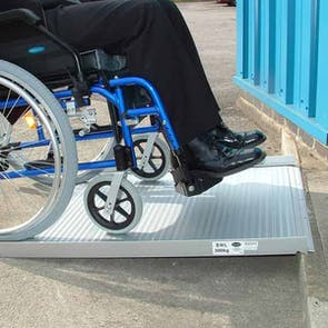 Roll-Up Ramp 3ft