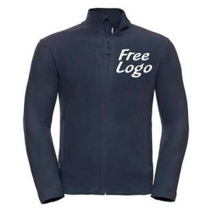 4 Russell Fleeces For £99 - Includes Free Logo!