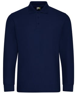 Pro RTX Long Sleeve Polo Shirt