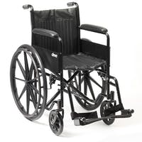 S1 Budget Wheelchair With Mag Wheels