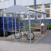 Halifax Combi Smoking/Cycle Shelter