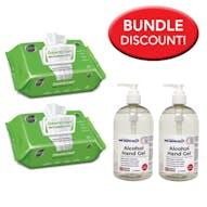 Sani Professional Multi-Surface Wipes and Sanitiser Bundle