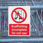 Aluminium Roll Top Signs