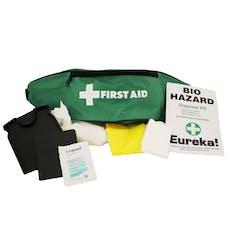School Biohazard Bum Bag Kit