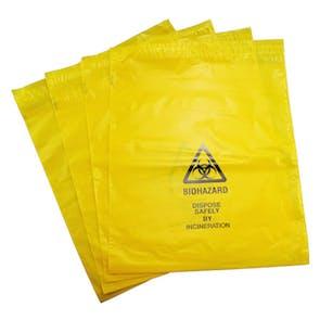 Self Seal Biohazard Disposal Bags