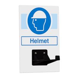 Helmet PPE Station