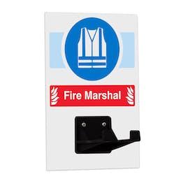 Fire Marshal Hi-Vis PPE Station