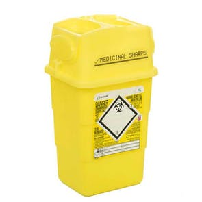 Sharpsafe Medical Sharps Bins