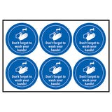 Hand Hygiene Labels