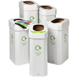Combin Recycling Bin