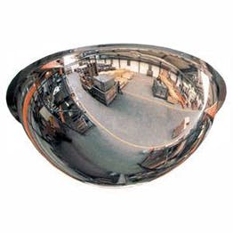 Hemispherical Mirrors