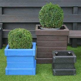 Sculpted Planters