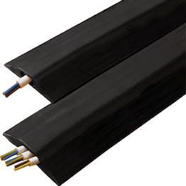 Black Cable Protectors