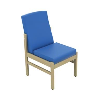 Atlas Patient Low Back Side Chair