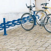 Modular Decorative Bicycle Racks - Single Sided