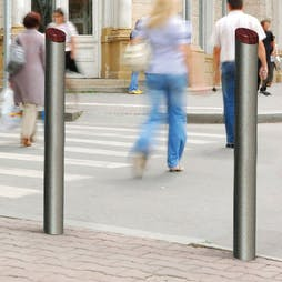 Ellipse Steel Bollards