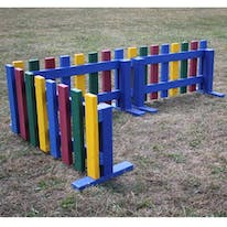 Play & Fixed Fence Panels
