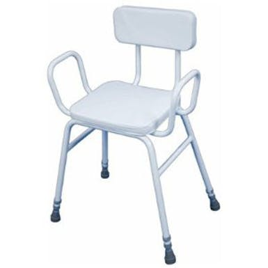 Drive Perching Stool Padded Seat & Back