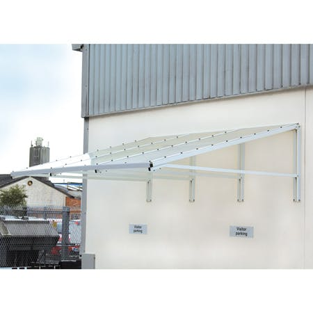 Chiswell Aluminium Canopy