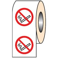 Safety Labels on a Roll