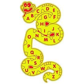 Alphabet Snake