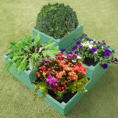 'Build a Bed' Planters