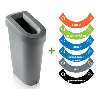 uBin Recycling Bin