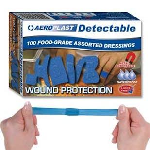 Aeroplast Blue Sterile Plasters