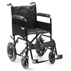 S1 Budget Steel Transit Wheelchair