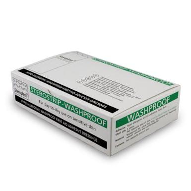Sterostrip Washproof Sterile Plasters