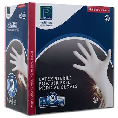 Disposable Sterile Gloves