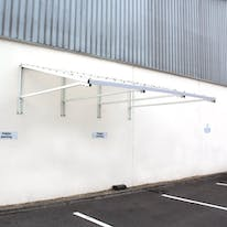 Chiswell Aluminum Canopy