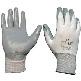 Palm Coated Nitrile Grippers
