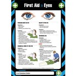First Aid - Eyes Posters