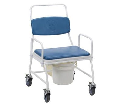 Birstall Bariatric Mobile Commode