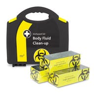 Body Fluid Clean-Up Kits