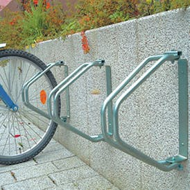 Traffic Line Wall Mounted Cycle Holder