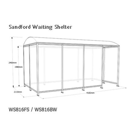 Sandford Waiting Shelter