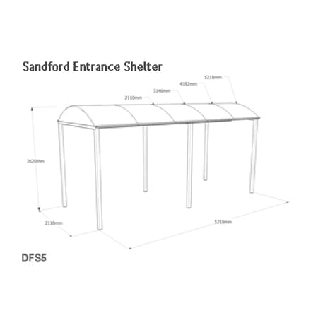 Sandford Entrance Shelter