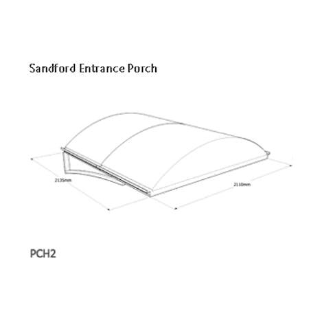 Sandford Entrance Porch