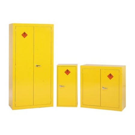 Flame Resistant Cabinets