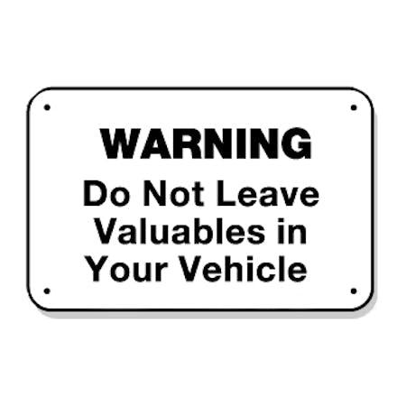 Fibreglass Property Signs