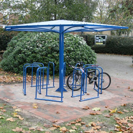 Bloxworth Cycle Shelter