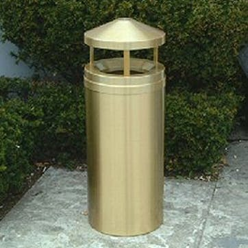 Rainshield Ash & Trash Receptacles