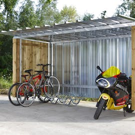 Cambridge Cycle Shelter